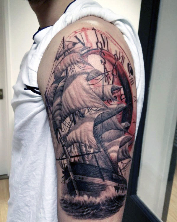 50 best arm tattoos design and ideas for Upper arm tattoos