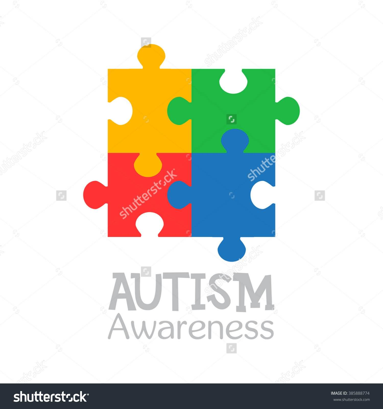 65 best world autism awareness day wish pictures autism awareness day colorful puzzle buycottarizona Image collections