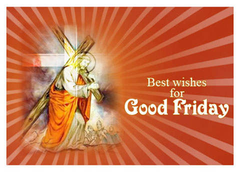 Good Friday Greetings SMS