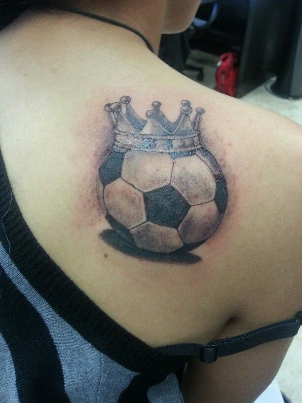 football tattoos. Black Bedroom Furniture Sets. Home Design Ideas
