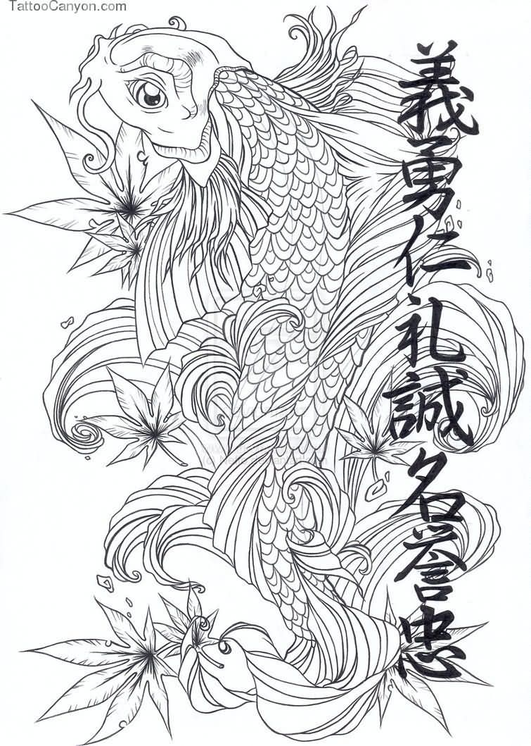 54+ Best Asian Tattoos Design And Ideas