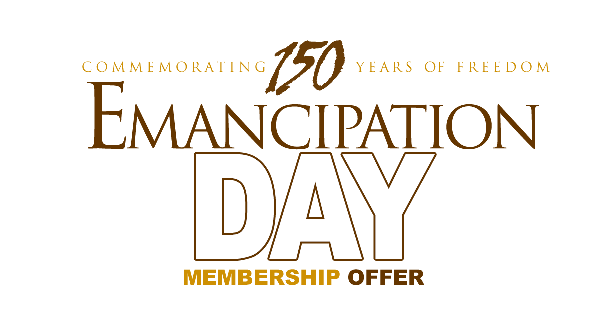 Commemorating 150 Years Of Freedom Emancipation Day