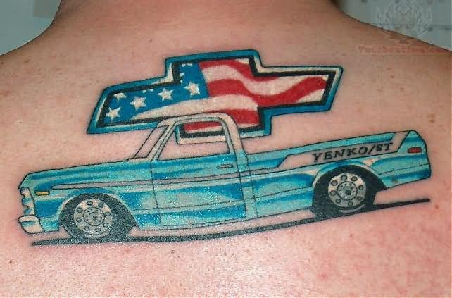 sovie tattoo cool cars - photo #22