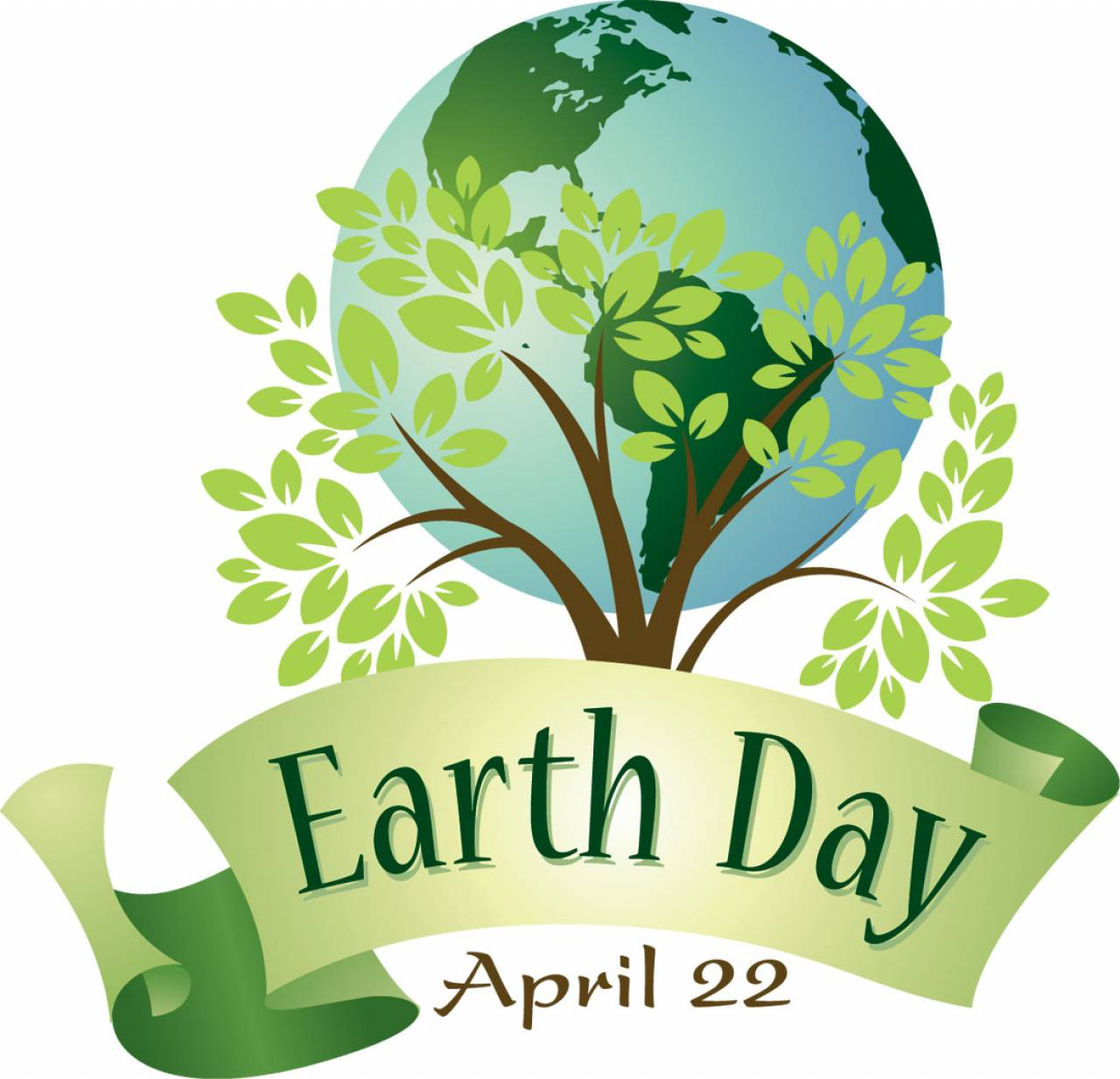 Earth Day April 22 Card