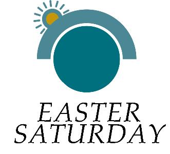 Image result for easter saturday clipart