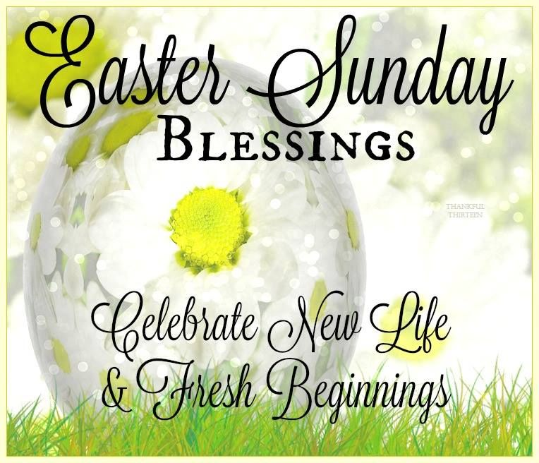 30 best easter sunday 2017 wish pictures and images easter sunday blessings celebrate new life fresh beginnings m4hsunfo