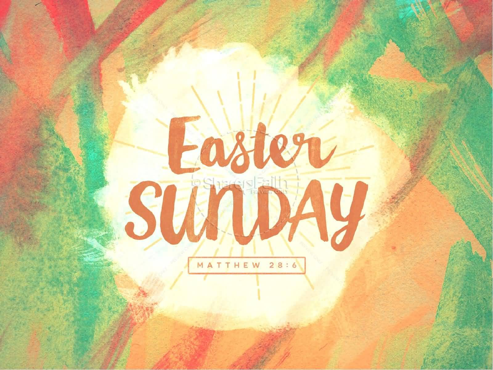 30 best easter sunday 2017 wish pictures and images easter sunday greeting card m4hsunfo