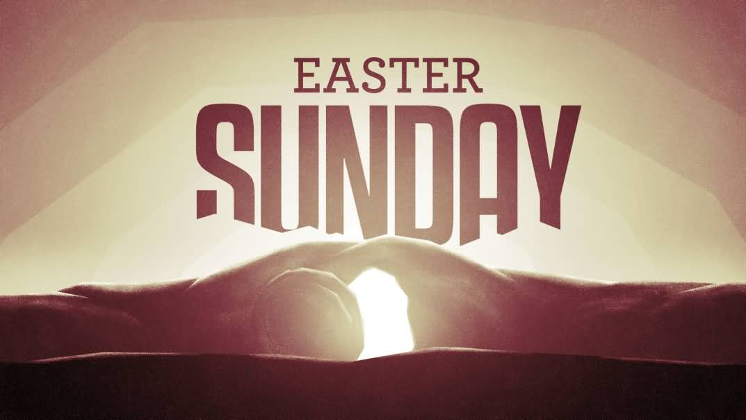 Easter sunday greetings m4hsunfo
