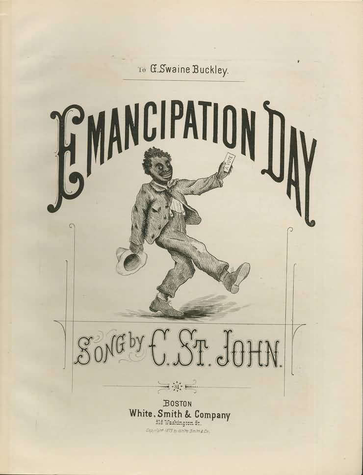 Emancipation Day Poster