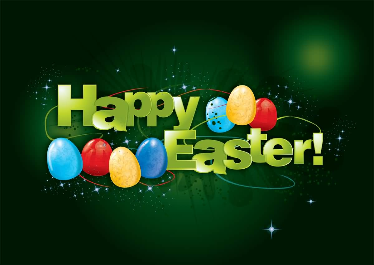 Happy Easter 2017 Card