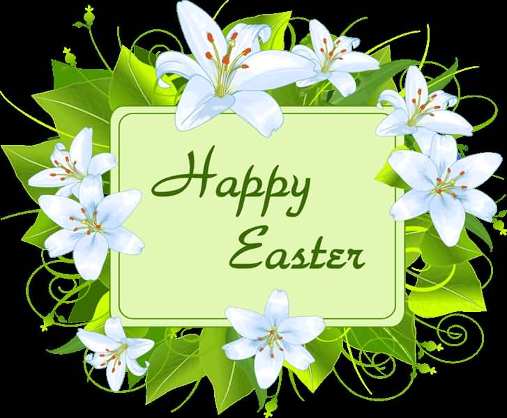 Happy Easter 2017 Greeting Ecard
