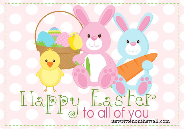 Happy Easter 2017 To All Of You