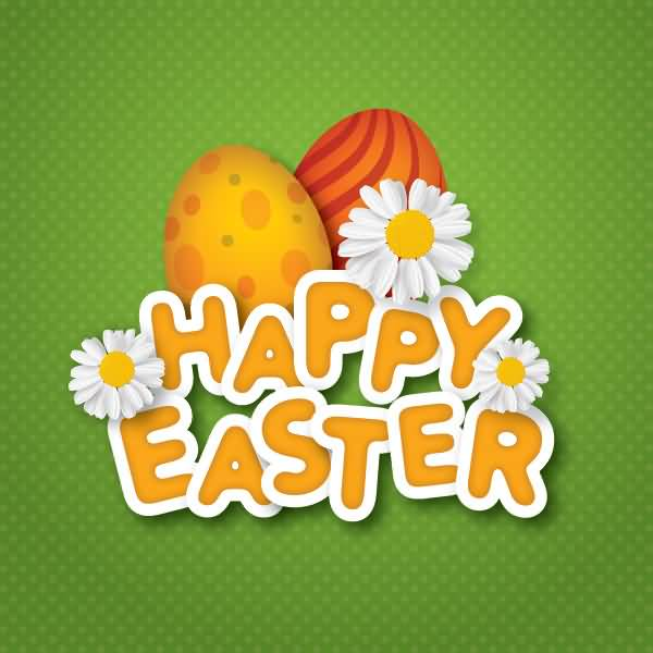 Happy Easter Adorable Greeting Card