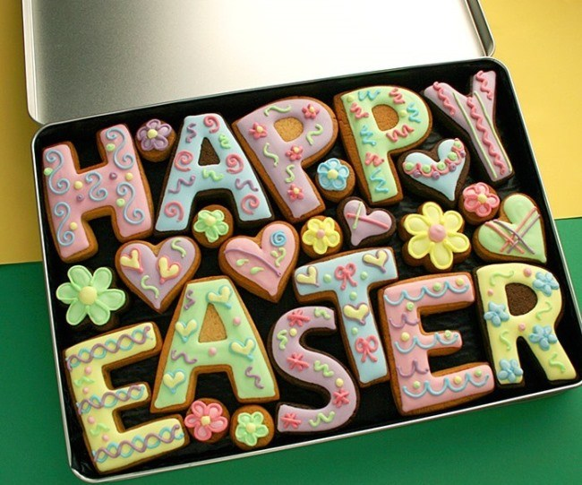 Happy Easter Beautiful Greeting Card