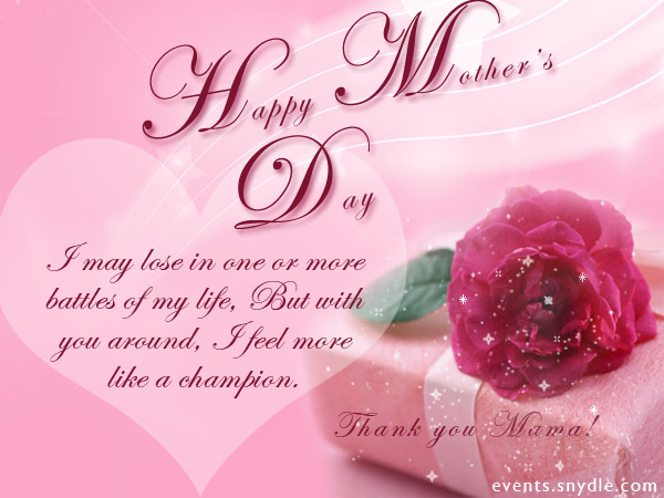 Happy Mother S Day 2017 Love Quotes Wishes And Sayings: Happy Mother's Day Message