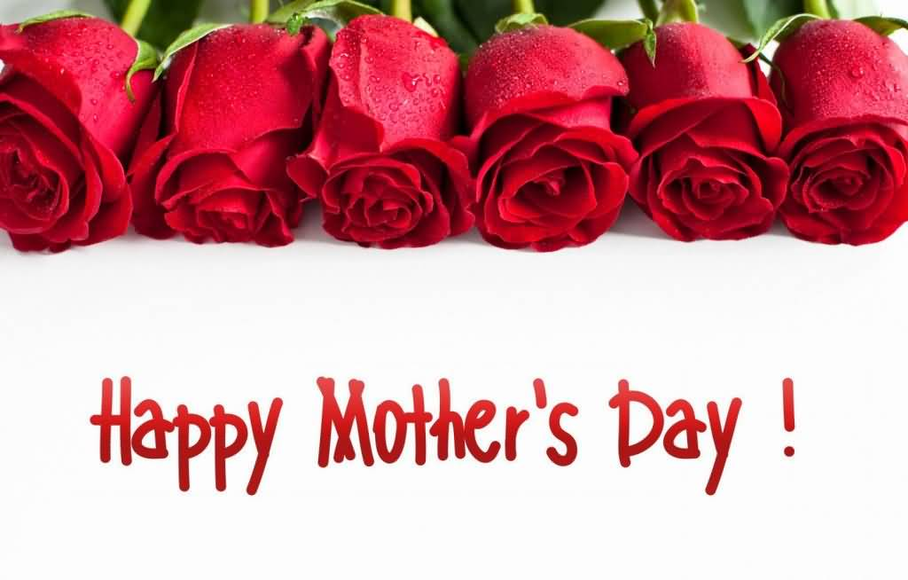 Happy Mother's Day Rose Flowers Picture