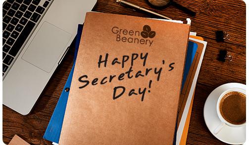 Happy national secretary day abby cross ryan ryans - 2 part 3