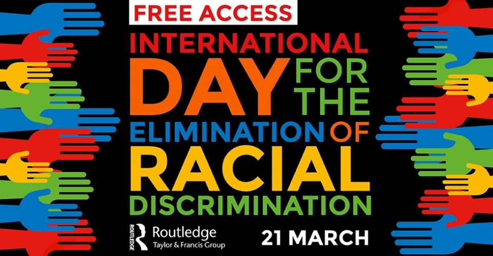 discrimination elimination The international day for the elimination of racial discrimination commemorates the sharpeville massacre -- the horrific killing of 69 people peacefully demonstrating against apartheid in south.