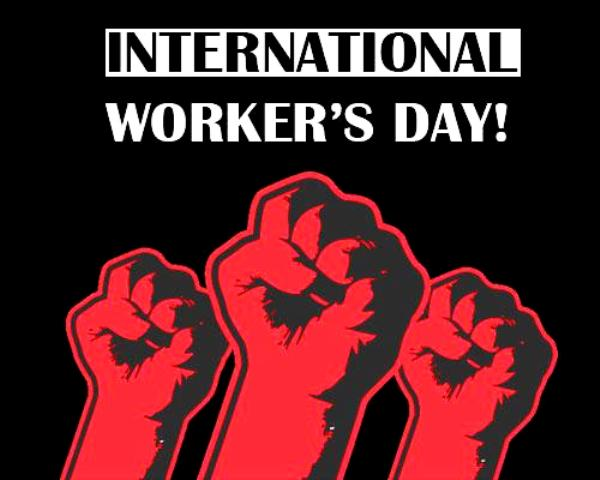 30 international workers day greeting pictures international workers day fists picture m4hsunfo