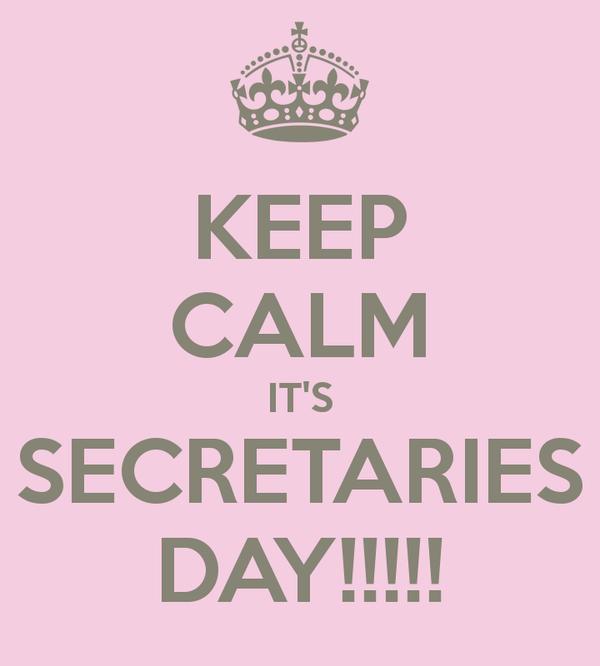 Secretary Quotes: 16+ Best Secretary Day 2017 Wish Pictures