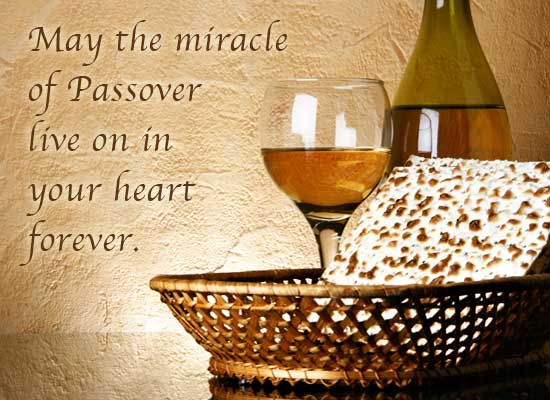 May The Miracle Of Passover Live On In Your Heart Forever