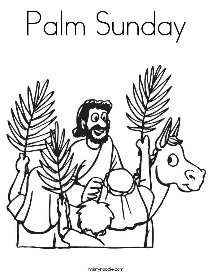 55+ Most Adorable Palm Sunday 2017 Wish Pictures And Images