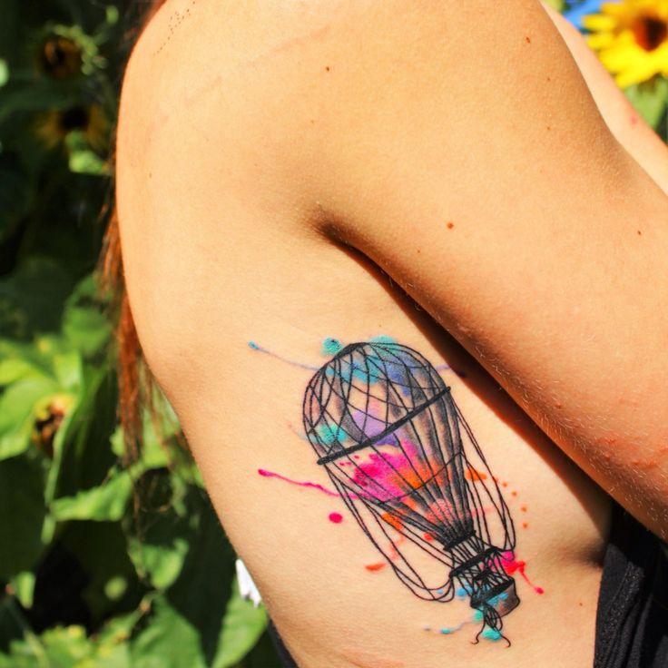 50 best balloon tattoos design and ideas. Black Bedroom Furniture Sets. Home Design Ideas