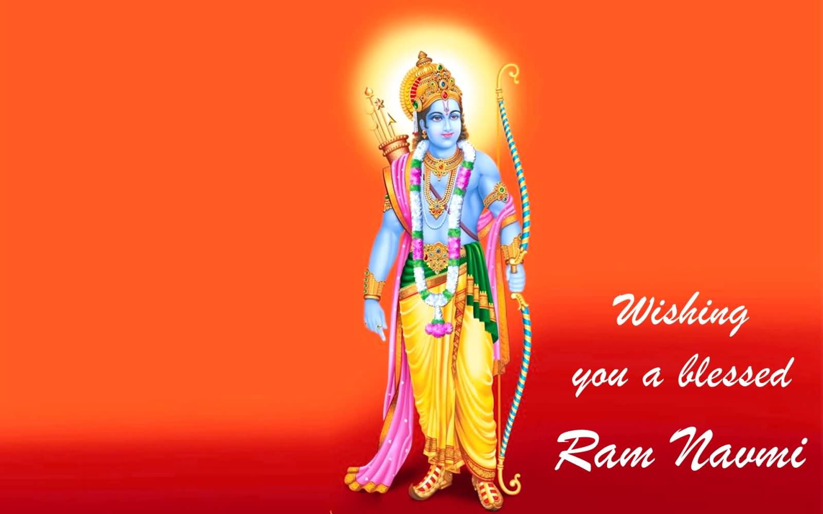 50 Beautiful Ram Navami 2017 Wish Pictures And Images