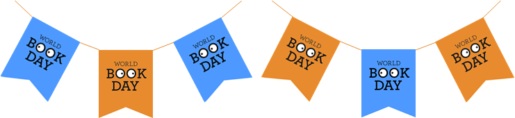 Image result for world book day banner