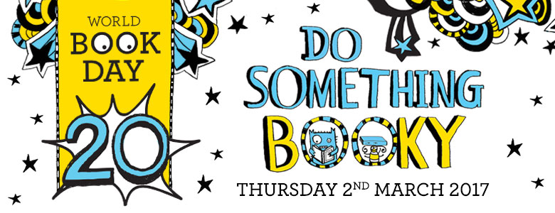 World Book Day Do Something Booky
