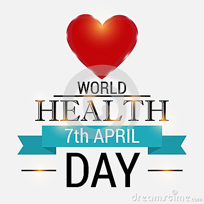 World Health Day 7th April Card