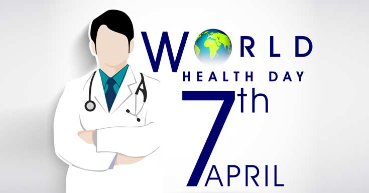 World Health Day 7th April Doctor Picture