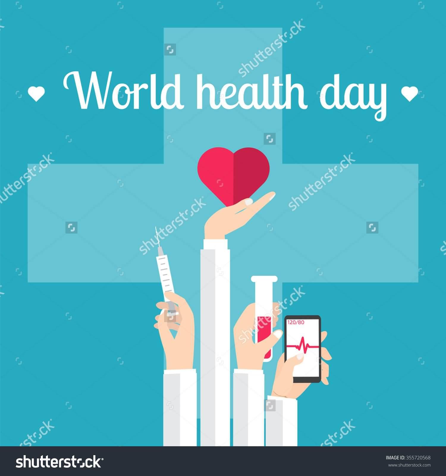 55 best world heath day wish pictures