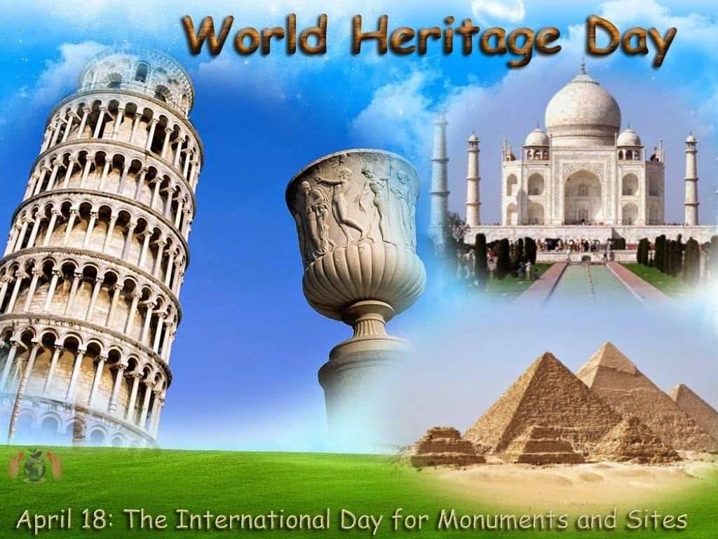 Картинки по запросу (International Day for Monuments and Sites)