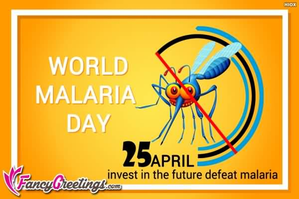 Image result for world malaria day 2018 theme