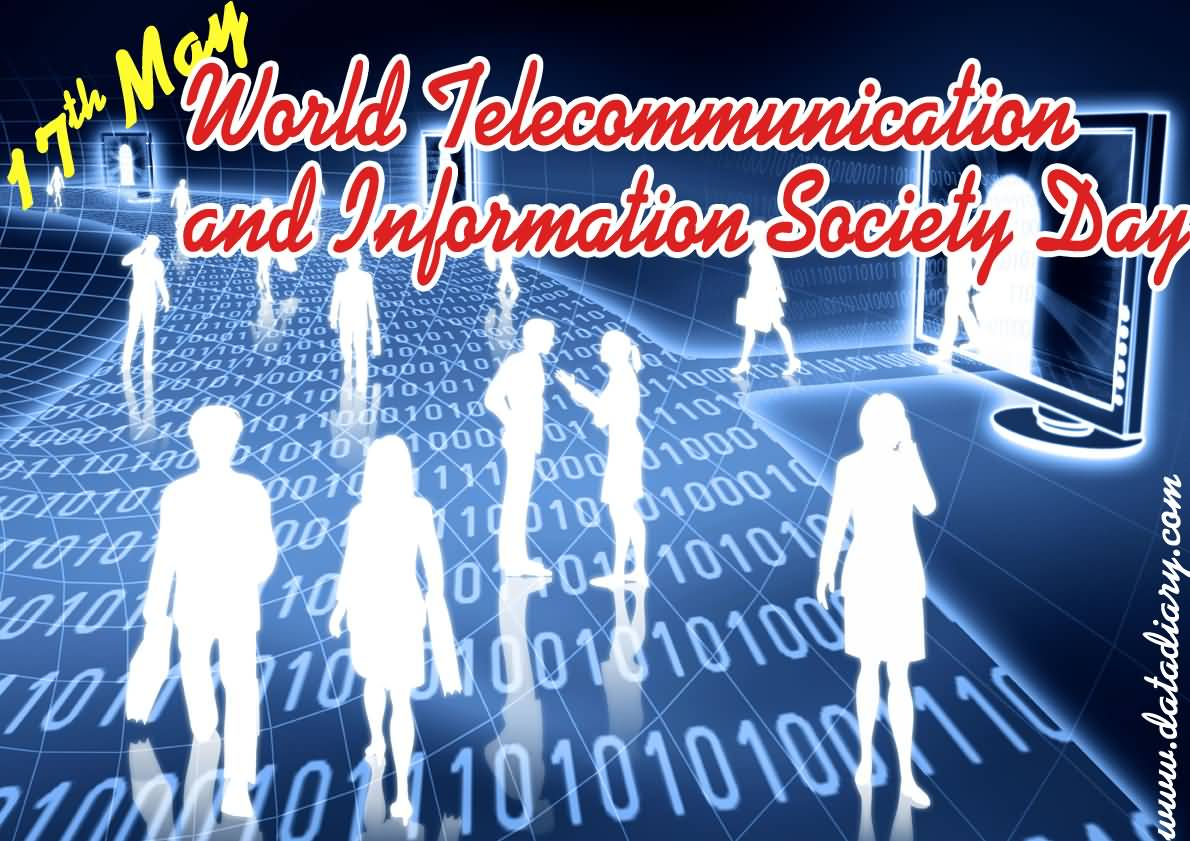 world telecommunication and information society day World telecommunication & information society day essay, speech, theme,  information, article in english, theme for 2018, quotes, history,.