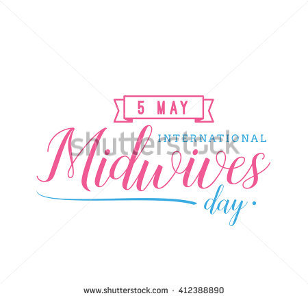 5 May International Midwives Day Greeting Card