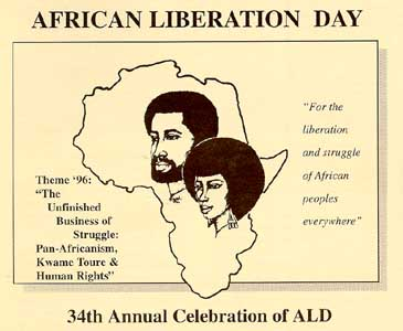 African Liberation Day 34th Annual Celebration Of ALD