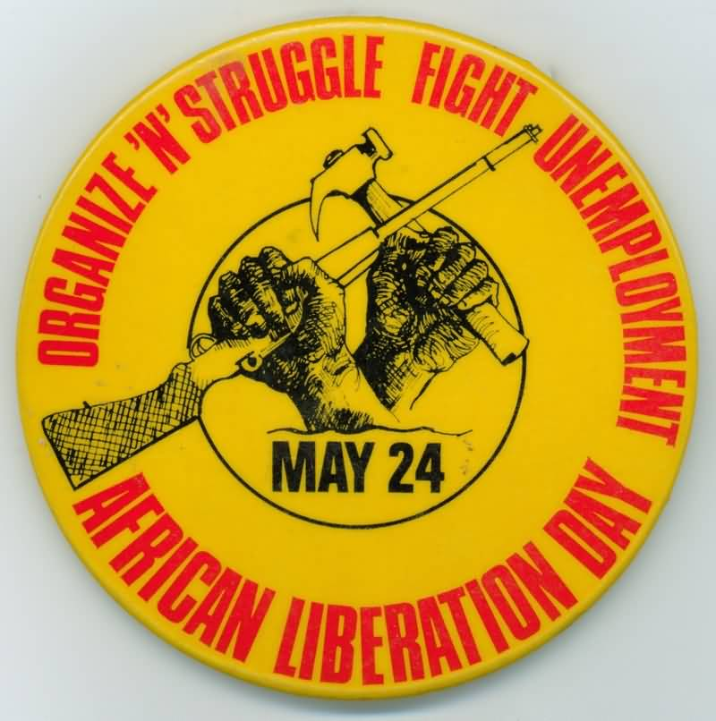 African Liberation Day May 24