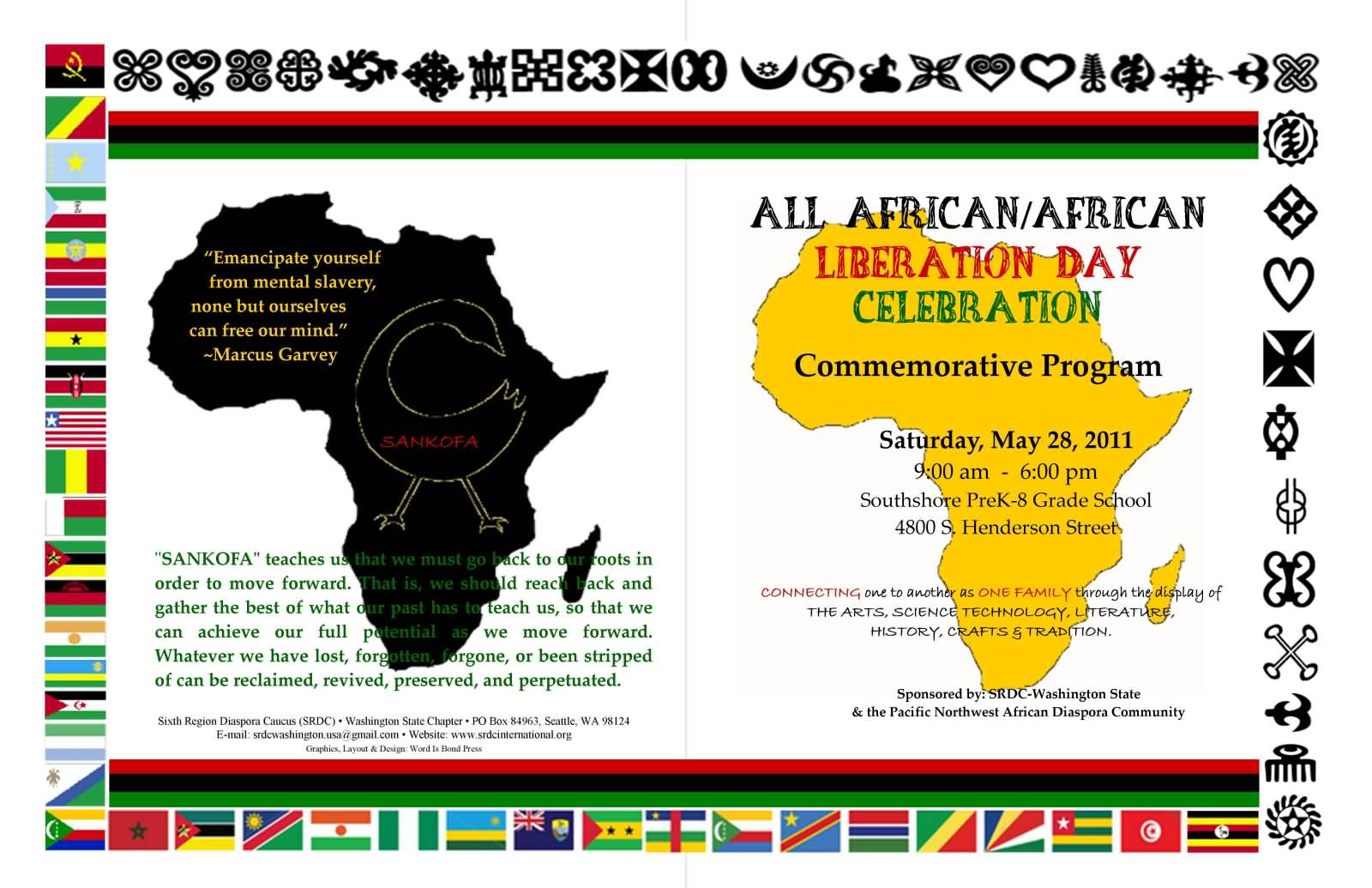 All African Liberation Day Celebration