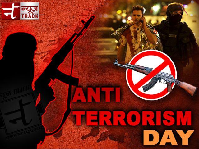 Anti Terrorism Day 2017