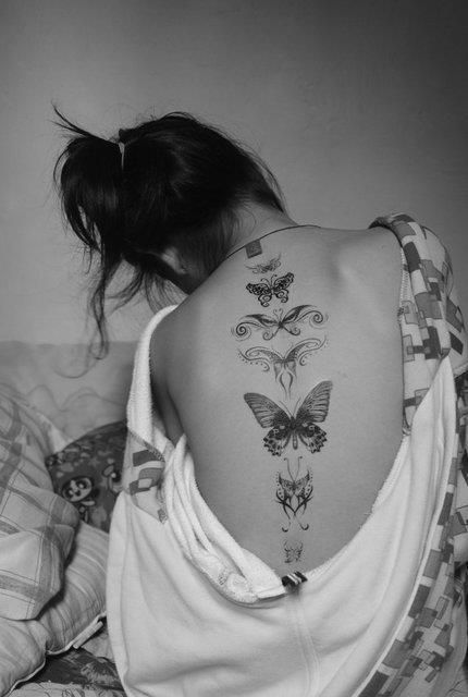 43+ Best Insect Tattoos Design And Ideas