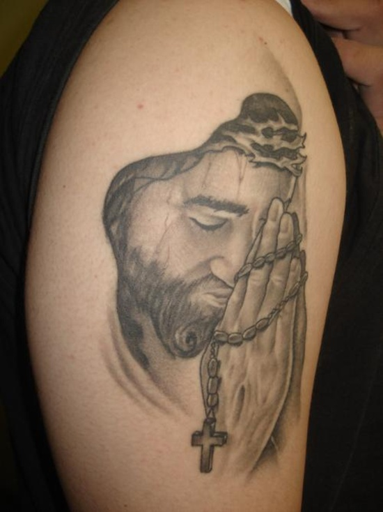 52 Best Jesus Tattoos Design And Ideas