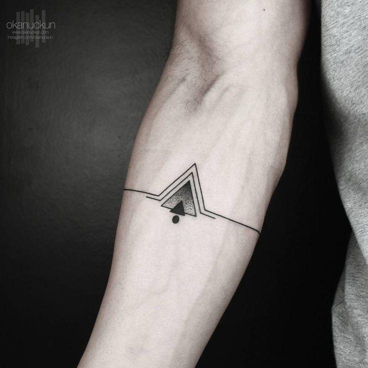 triangle tattoo 78