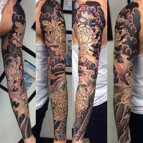 52 best japanese tattoos design and ideas. Black Bedroom Furniture Sets. Home Design Ideas