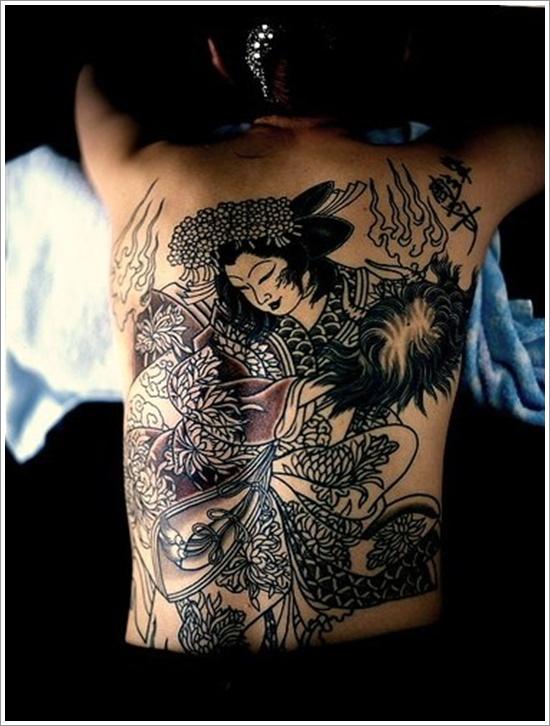 52 best japanese tattoos design and ideas. Black Bedroom Furniture Sets. Home Design Ideas