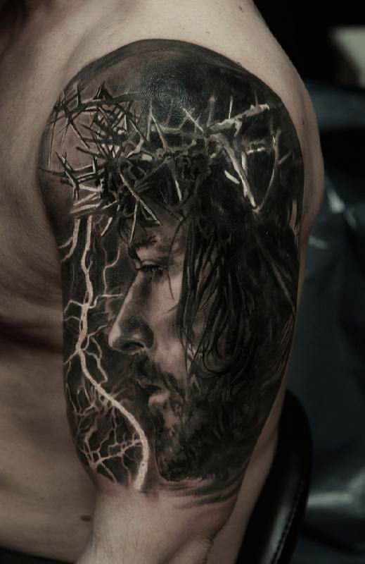 52 Best Jesus Tattoos Design And Ideas