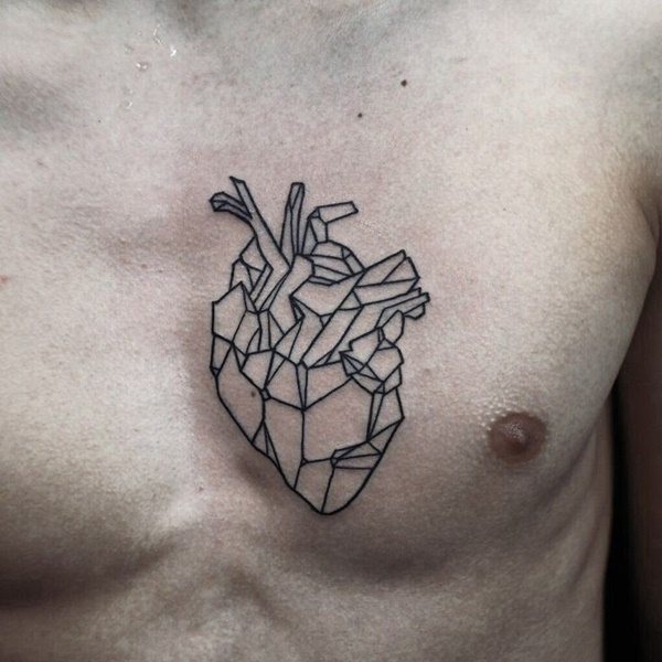 61 best heart tattoos design and ideas