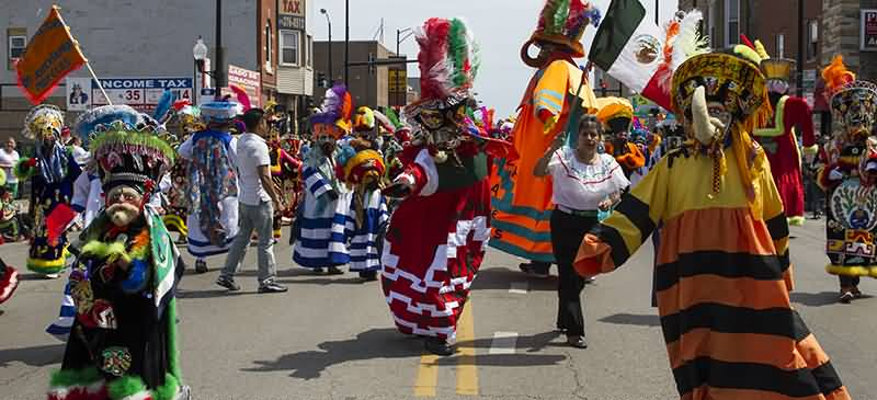 Cinco De Mayo Parade In Chicago - What Is Cinco De Mayo Celebrated For