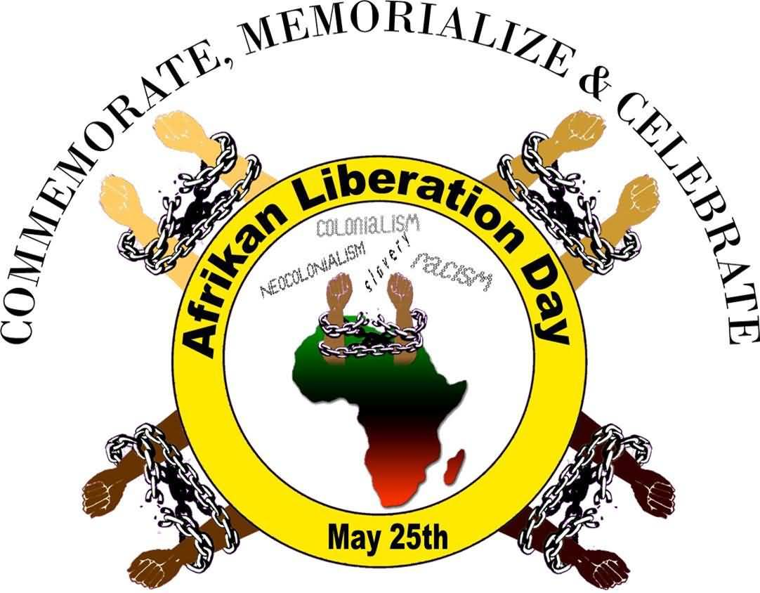 Commemorate, Memorialize & Celebrate African Liberation Day May 25th